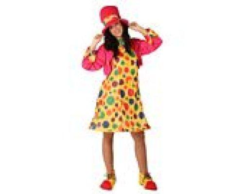 Disfraces de Payasos, Arlequines y Circo