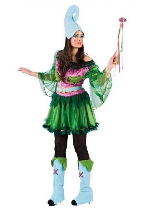 Disfraces de elfos gnomos duendes ninfas hadas - Disfraces duendes navidenos ...