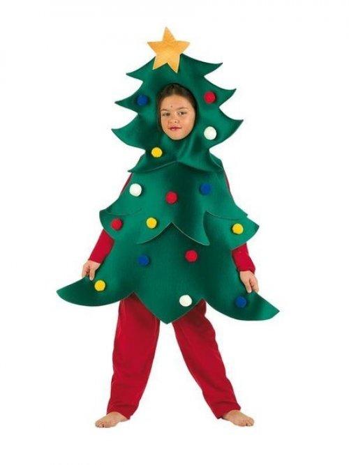 Disfraces de rbol de navidad - Disfraces para navidad ninos ...