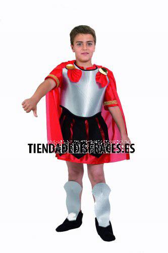 Disfraz de Romano infantil 3-5 años, talla 1