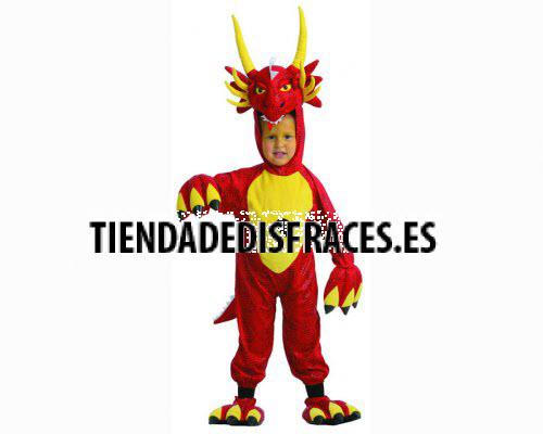 Disfraz de Dragon 3-4 años