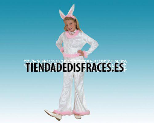 Disfraz de Conejo 7-9 Años