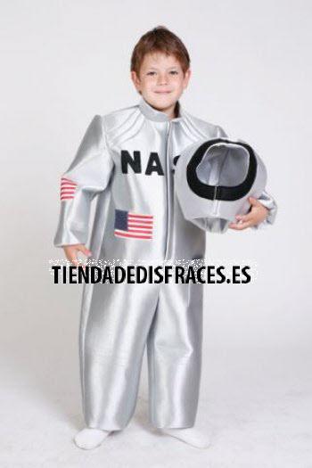 Disfraz de Astronauta infantil 1 a 3 años