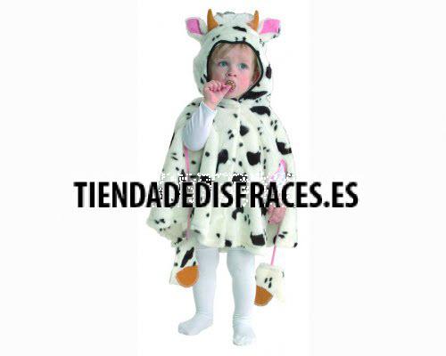 Disfraz de Vaca 3-4 Años
