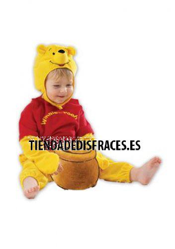 Disfraz de Winnie The Pooh  T-3/4 Años