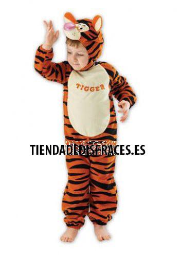 Disfraz de Tigger  T-3/4 Años