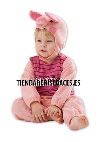 Disfraz de Piglet T-5/6 Años
