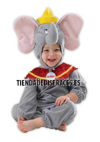 Disfraz de Dumbo T-6/12 Meses