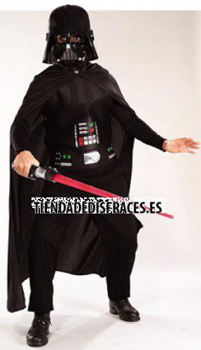 Darth Vader C/Espada En Caja T-5-7 Años
