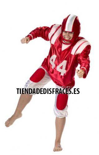 Disfraz de Jugador de Rugby talla 9-11 años
