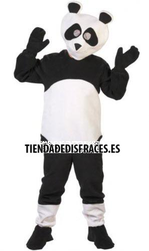 Disfraz de Oso Panda Talla 44