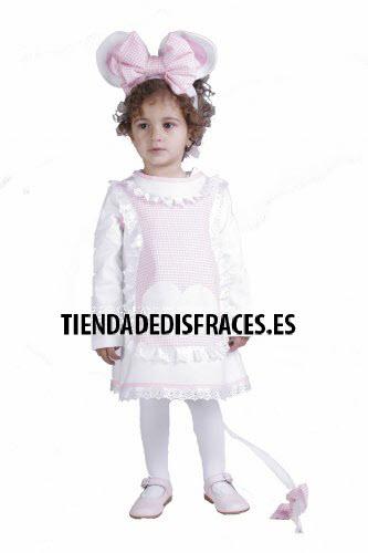 Disfraz de Ratita presumida infantil 1 a 3 años