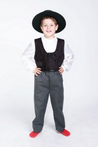 Disfraz de Cordobés Infantil talla 0 a 3 años, talla 0
