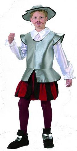 Disfraz de Caballero Infantil talla 0 - 3 años, talla 0