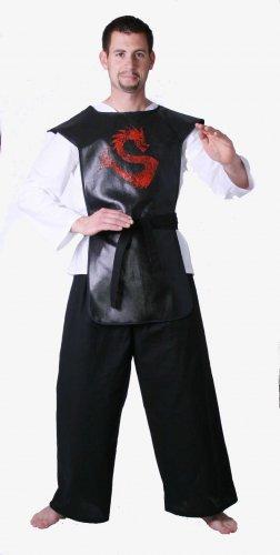 Disfraz de Samurai adulto
