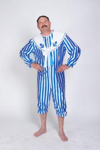 Disfraz de Bañista hombre adulto