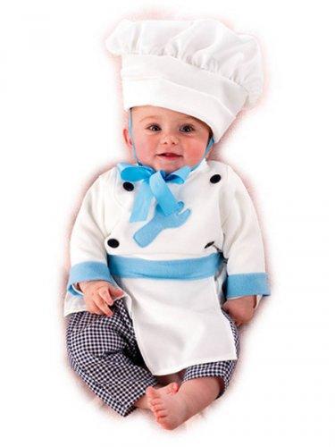 Disfraz Nana Cocinero bebé deluxe