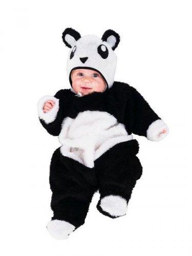 Nana Panda bebé deluxe