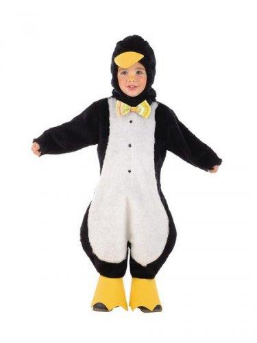 Disfraz de Peluche Pingüino deluxe