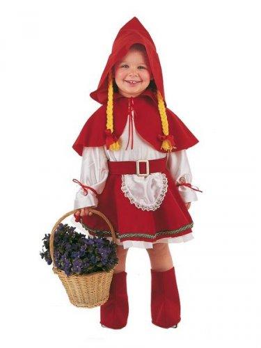 Disfraz de Caperucita deluxe
