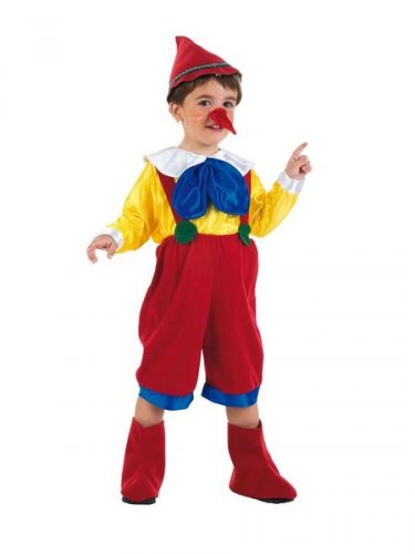 Disfraz de Pinocho deluxe
