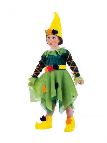 Disfraz de Ninfa del Bosque deluxe