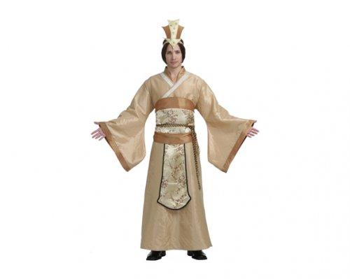 Disfraz de Emperador Chino Adulto Económico