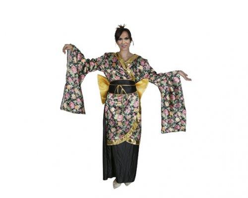 Disfraz de Mujer Geisha Adulto Económico
