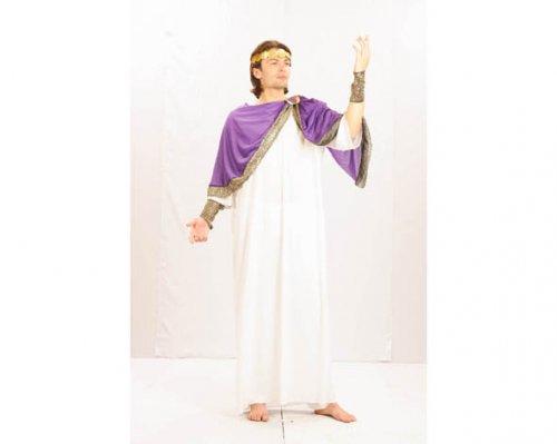 Disfraz de Emperador Romano Adulto Económico