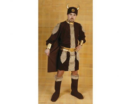 Disfraz de Vikingo Adulto Económico