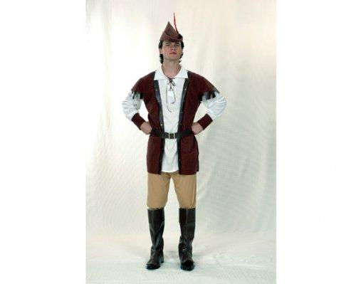 Disfraz de Robin Hood Hombre Adulto Económico