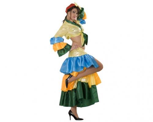 Disfraz de Salsa mujer económico
