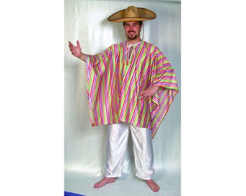 Disfraz de Mejicano adulto económico