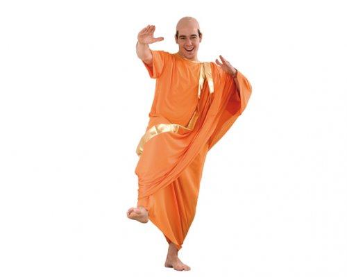 Disfraz de Monje Tibetanbo hombre económico.