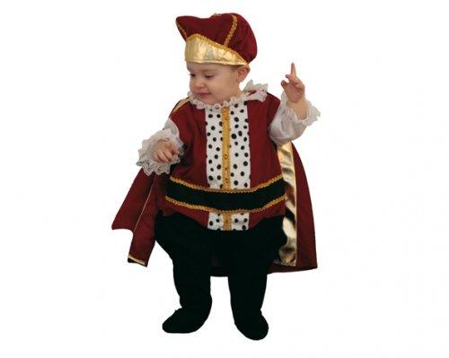 Disfraz de Príncipe 6-12 meses económico