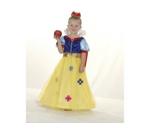 Disfraz de Princesa del Bosque 2-4 años económico