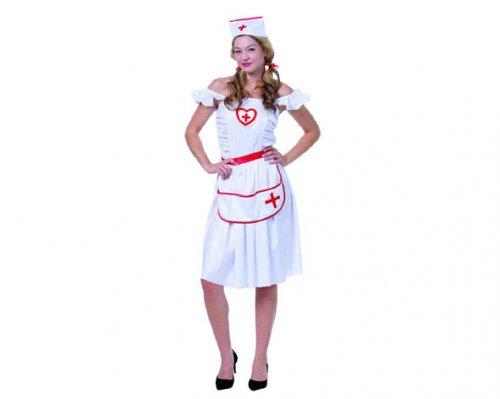 Disfraz de Enfermera Sexy  Adulto Económico