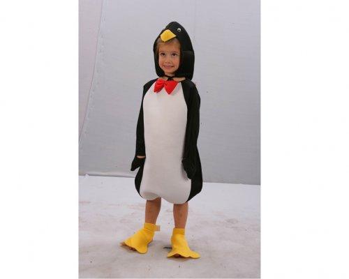Disfraz de Pingüino 2-4 Años Económico