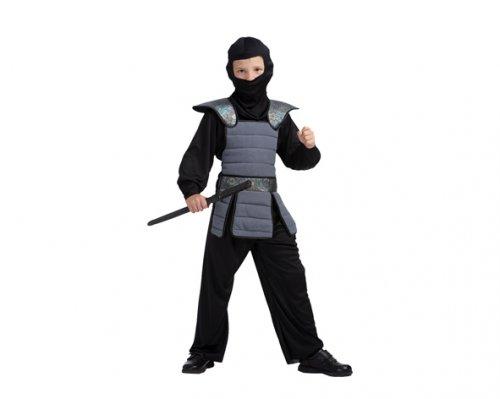 Disfraz de Samurai 7-9 Años Económico