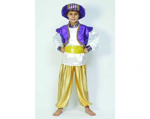 Disfraz de Príncipe Árabe 10-12 años económico.