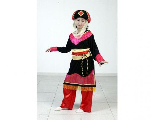 Disfraz de Princesa Árabe 4-6 Años Económico