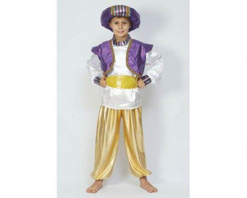 Disfraz de Príncipe Árabe 4-6 años económico