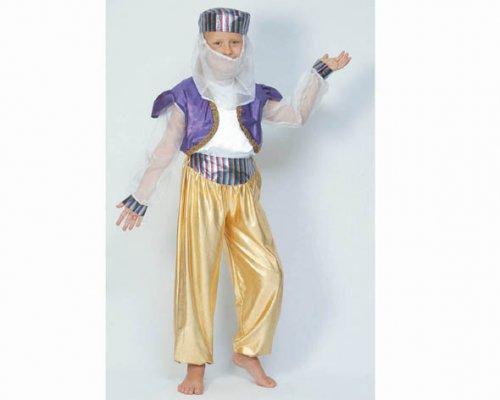 Disfraz de Bailarina Árabe 4-6 años económico