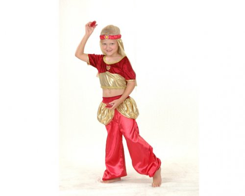 Disfraz de Aladina 10-12 años económico