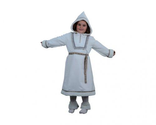 Disfraz de Esquimal niña 7-9 años económico