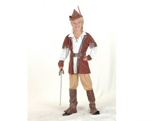 Disfraz de Robin Hood 4-6 años económico