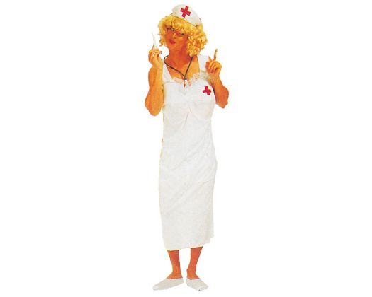 Disfraz de enfermera  hombre adulto