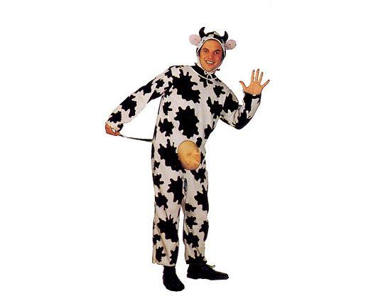 Disfraz de vaca  hombre adulto