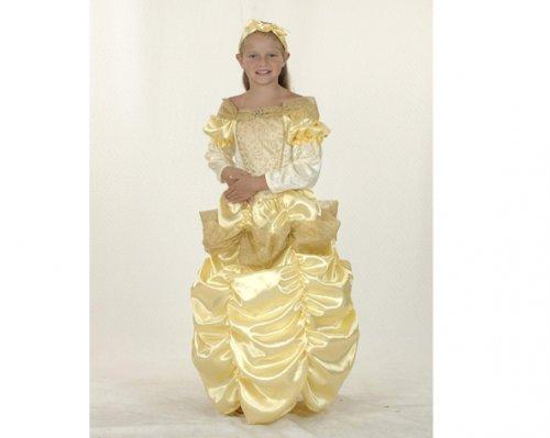 Disfraz de Princesa Rococó 4-6 años económico