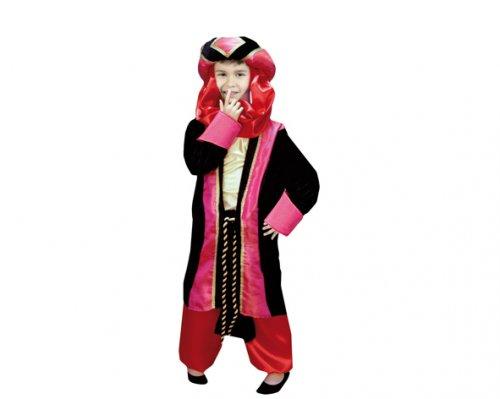 Disfraz de Principe Árabe 4-6 Años Económico